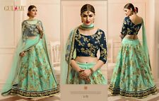 BOLLYWOOD DESIGNER GULZAR LENGHA HEAVY DESIGNER ACTUAL PIC LISTED INDIAN
