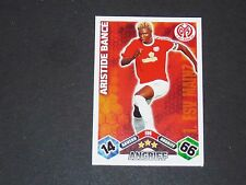 BANCE 1. FSV MAINZ TOPPS MATCH ATTAX PANINI FOOTBALL BUNDESLIGA 2010-2011
