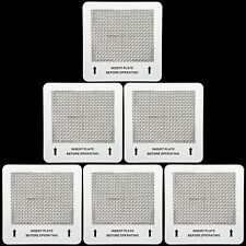 6 Ozone Plates For Alpine Ecoquest Vollara Living Air Purifiers AAA+++QUALITY!!!