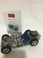1/18 scale die cast 1960 M-060 Maserati Tipo 61 Birdcage Chassis Version by CMC