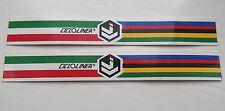 CICLOLINEA HANDLE BAR TAPE FINISHING DECALS RARE HANDY SPARES MADE IN ITALY