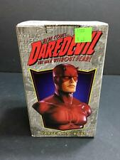 Bowen Designs Daredevil Red Mini Bust Statue Marvel Comics Limited 2216/6000