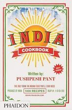 India : The Cookbook by Pushpesh Pant (2010, Hardcover)