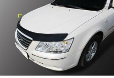 New Front Acrylic Bonnet Hood Guard Cover Molding Trim for Hyundai Sonata 06-10