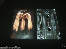 NELSON BECAUSE THEY CAN AUSTRALIAN CASSETTE TAPE
