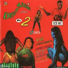 Discomagic - Compilation Pt. 2  - CD MIXED - ITALO HOUSE EURO HOUSE - ITALY '90