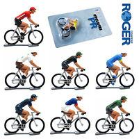 Cycling Model Die Cast Metal Figure Tour De France Professional Teams