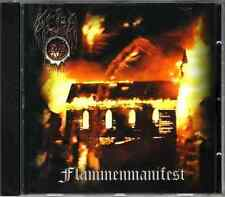 AEBA - Flammenmanifest (CD) Black Metal RAR Last Episode
