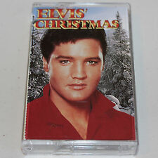 Elvis Presley Christmas Audio Cassette Tape Early Rock Rockabilly Xmas Comp