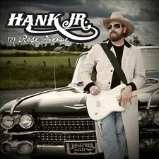 Hank Williams Jr - 127 Rose Avenue (2009) - Used - Compact Disc