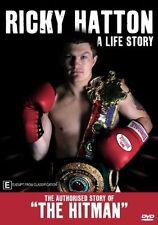 Ricky Hatton - A Life Story (DVD, 2010)