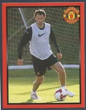 PANINI MANCHESTER UNITED 2008/09 #088-WALES-RYAN GIGGS IN TRAINING