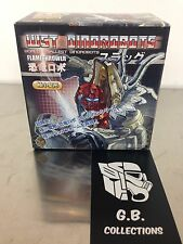 Transformers Justitoys WST Dinobots Flamethrower Slag New Sealed