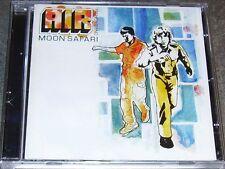 AIR (French Band) Moon Safari CD 1998 Barcode 724384497828 NEW SEALED Sigillato