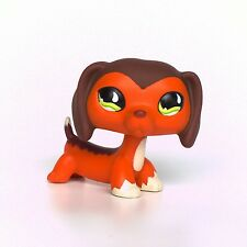 DACHSHUND #675 Littlest Pet Shop dog  original toys LPS dog