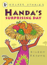 Handa's Surprising Day (Walker Stories), Eileen Browne, New Book