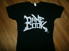 DANE COOK COMEDY CONCERT T SHIRT Global Thermo Tour Isolated Incident LADIES SM