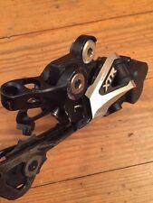Shimano XTR RD-M986 Dyna Sys MTB Bike Rear Derailleur Shadow 10sp Clutch Long