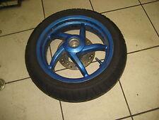 Aprilia sr 50 LC Ditech jante arrière roue arrière wheel 3,50 x 13 disque de frein 3,3
