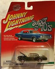 Vintage 2002 Johnny Lightning 1971 BUICK RIVIERA SUPER 70s 1:64-New in package
