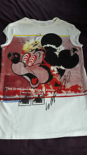 Atomic 75 John Dove & Molly White boxed signed Ltd Edition T Shirt 2007