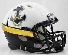 NAVY MIDSHIPMEN Riddell Revolution SPEED Mini Football Helmet NCAA