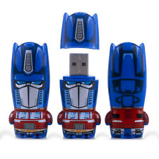 Chiavetta Pen-Drive USB MIMOBOT Flash-Drive 4GB Transformers - Optimus Prime