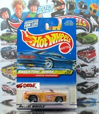 Hot Wheels 2000 #016 Dodge® Sidewinder DARK YELLOW,SAWBLADE SP,GREY BASE