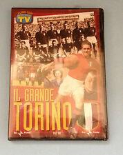 DVD IL GRANDE TORINO (disco 1) RAI FICTION *Nuovo e Sigillato*