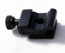 """Mini Hot Shoe Flash to Bracket Stand Mount Adapter with 1/4""""-20 Tripod screw"""