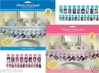 1ST FIRST BIRTHDAY BOYS GIRLS PINK BLUE PARTY PHOTO GARLAND HANGING DECORATION