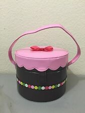 Gymboree TEA FOR TWO Hat Box Cake Purse