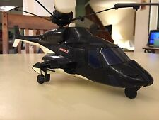 COX .049 Powered Free Flight Airwolf Helicopter ....