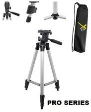 """50"""" Lightweight Tripod for Nikon Coolpix S9900 S6900 S3700 S7000 L32 S33 AW130"""