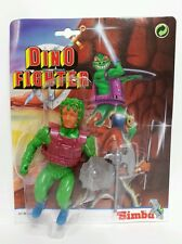 "5.5"" Simba MotU-KO Dino Fighter Hero MOSC OVP 