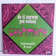 CASHMERE Do it anyway you wanna 101790