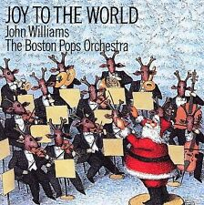 Joy to the World by John Williams (Film Composer) (CD, Sep-2005, Sony Music...