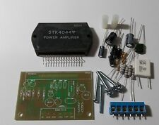 Kit STK4044V One-Channel Class AB Audio Power Amplifier IC & PCB Promo