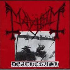 "Mayhem ""Deathcrush"" Vinyl - NEW"