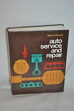 Martin Stockel  AUTO SERVICE AND REPAIR MANUAL hb BOOK