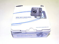 Samsung SCB-3021N Day/Night 600 TV Line 16X Digital Zoom Analog Box Camera