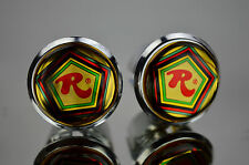 new Rossin Plugs Caps Topes Tapones guidon bouchons lenker endkappe Tappi