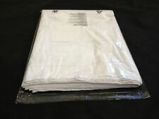 1000 Garment Packing Polypropylene Resealable Bags Textile/Clothing 10''x12''