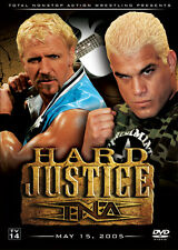 Official TNA Impact Wrestling -  Hard Justice 2005 Event DVD