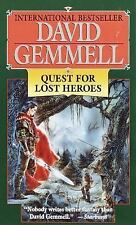 Drenai Saga: Quest for Lost Heroes 4 by David Gemmell (1995, Paperback)
