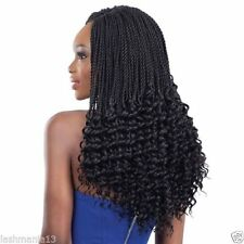 Crochet: Curly Senegalese Twist Braid by Shake-N-Go Freetress Pre-Curled Lusty