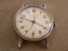 1950s Longines 12L Vintage Men's Wrist Watch, Parts Only