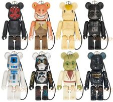 Bearbrick Pepsi Star Wars 3D Set de 8 Figurines Strap Bijou Portable