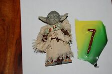 "Yoda 5"" Figure-Star Wars-Hasbro 1/6th Scale-Customize Side Show 12"""