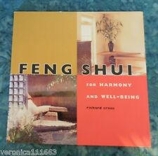 Feng Shui for Harmony and Well Being NEW Book Color Pictures Simply explained